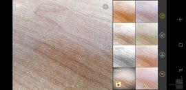 интерфейс камеры Galaxy S8+