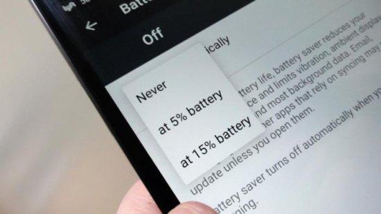 5 настроек Android для экономии трафика и заряда аккумулятора
