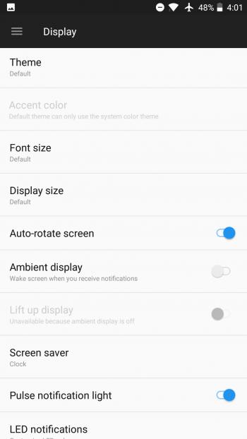 Подсказки по настройке смартфона OnePlus 5