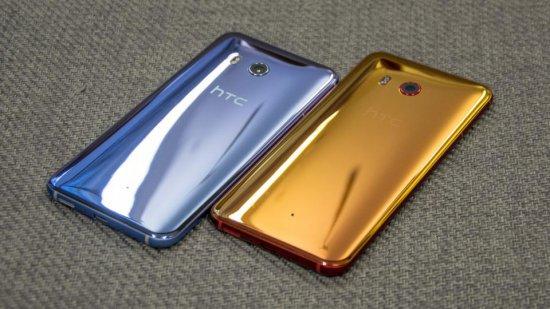 двухсимочный смартфон 2017 года HTC U11