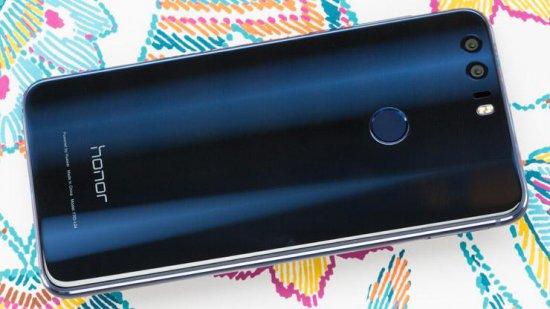 Huawei Honor 8 - двухсимочный китайский смартфон
