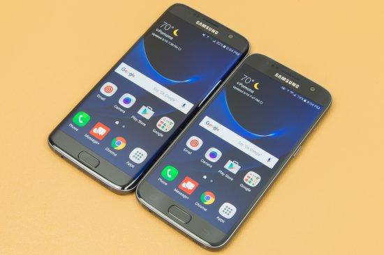 Samsung Galaxy S7 и S7 Edge - двухсимочные флагманы прошлого года