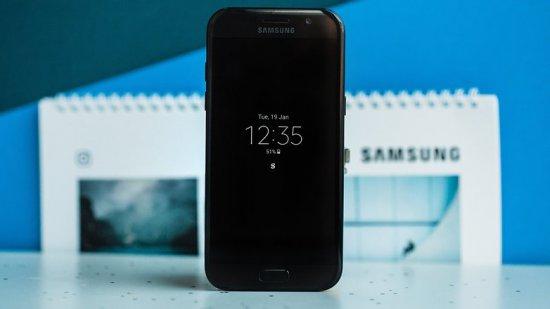 Samsung Galaxy A5 2017 - хороший смарфон на две сим