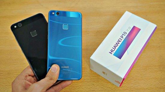 Huawei P10 Lite - бюджетный двухсимочный смартфон