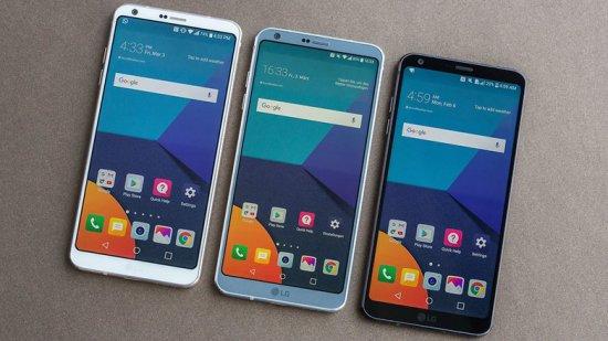 LG G6 - двухсимочный смартфон