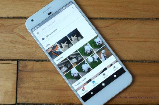Пять подсказок и трюков для приложения Google Фото