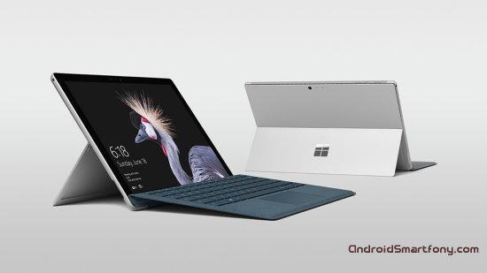 Обзор Microsoft Surface Pro 2017 - великолепный Windows-планшет
