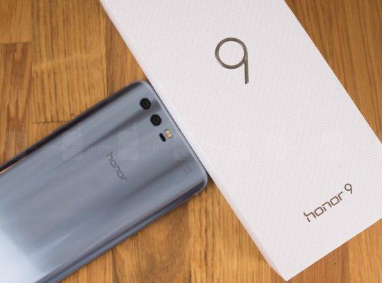 honor 9 обзор цена