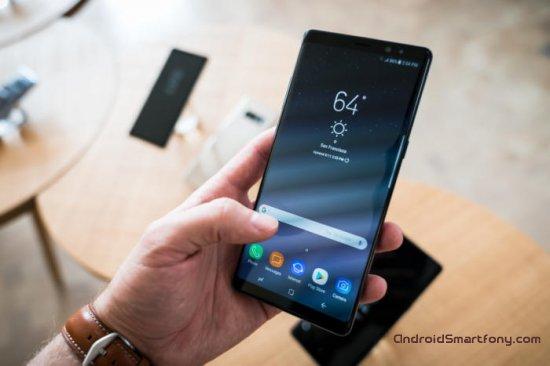 Samsung Galaxy Note 8: первые впечатления