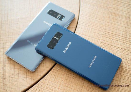 Samsung Galaxy Note 8 представится в магазинах 15 сентября