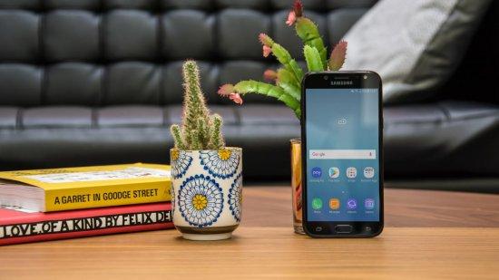 Обзор Samsung Galaxy J5 2017 - обновленный, улучшенный и очень желанный бюджетный смартфон