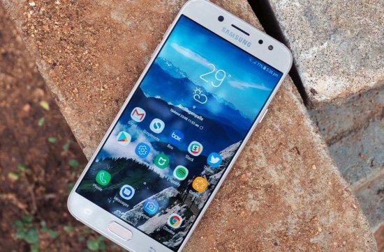 Обзор Samsung Galaxy J7 Pro 2017 - бюджетник с Про характеристиками?