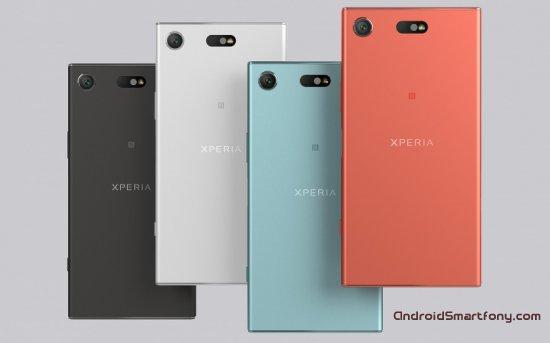 Стали известны характеристики и цены мудрофонов Sony Xperia XZ1 и XZ1 Compact