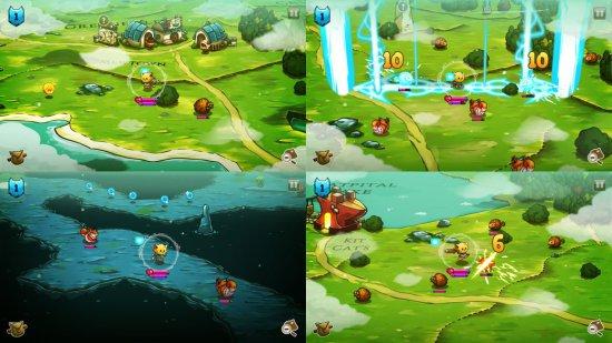 Лучшие новые игры на Android и iPhone за август 2017
