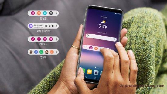 LG V30: все новые функции