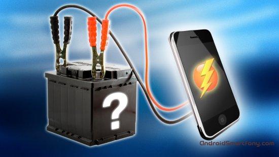 Как правильно зарядить новую батарею на телефоне