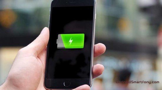 как заряжать новую батарею смартфона