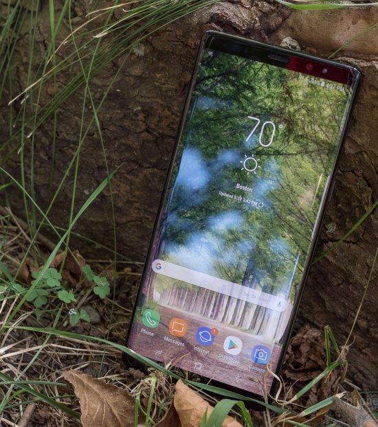 Обзор Samsung Galaxy Note 8 - почти совершенный фаблет