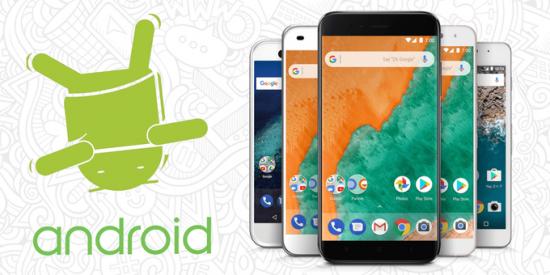 Лучшие смартфоны 2017 года на чистой Android