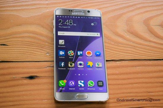 автономность Galaxy Note 8 vs Galaxy Note 5
