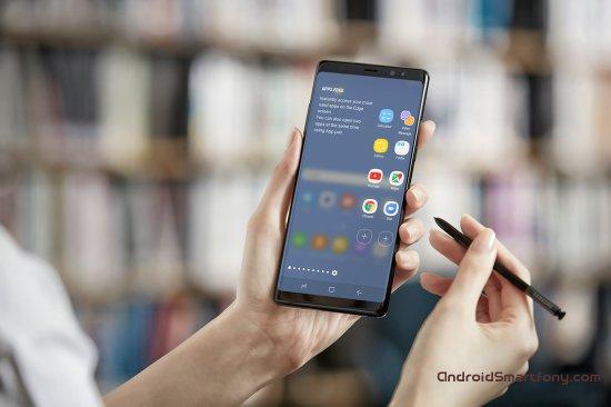 Сравнительный обзор смартфонов Samsung Galaxy Note 8 и Galaxy Note 5
