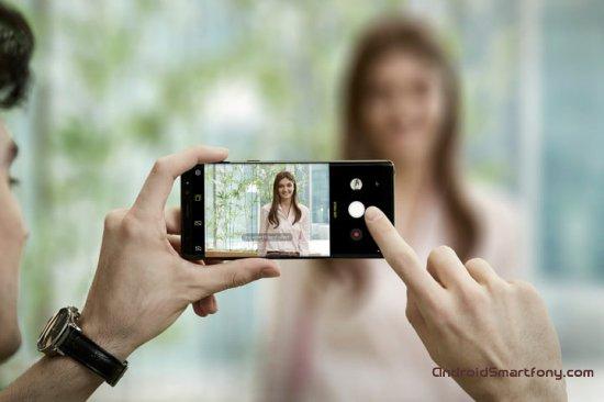 Камеры Galaxy Note 8 vs Galaxy Note 5