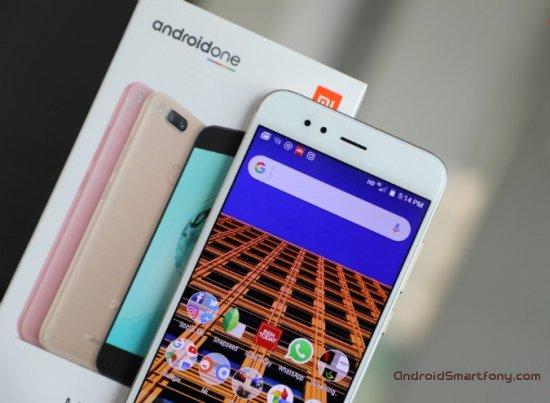 Обзор Xiaomi Mi A1 (Android One) - мощная двойная камера и чистый Android