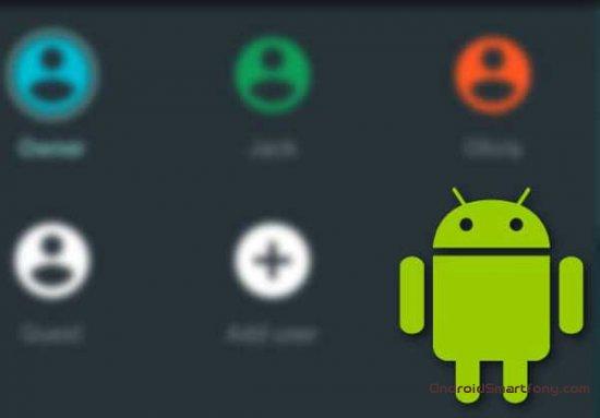 Гостевой режим на Android и iOS