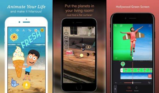 Лучшие новые приложения на Android и iOS за октябрь 2017