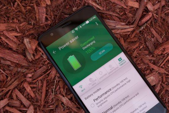 Asus ZenFone 3 Zoom автономность