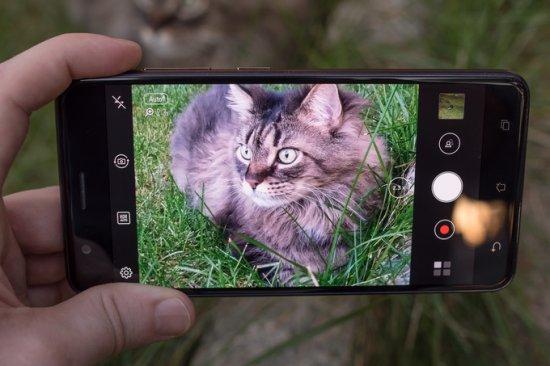 Качество фотографий ZenFone 3 Zoom