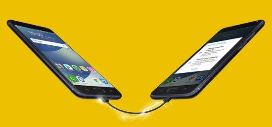 связь в ZenFone 4 Max