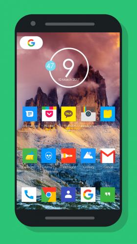 Лучшие паки иконок на Android за октябрь 2017