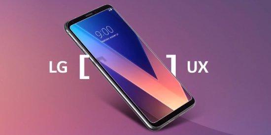 Подсказки для работы со смартфоном LG V30
