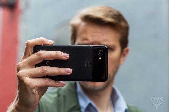 google pixel 2 xl камеры