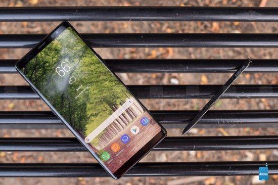 13 секретных возможностей Galaxy Note 8