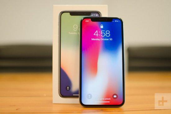apple iphone x обзор