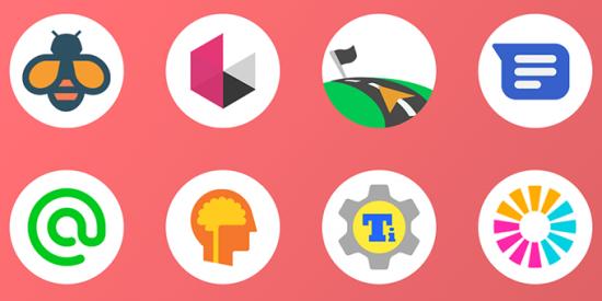 Лучшие новые паки иконок для Android за ноябрь 2017