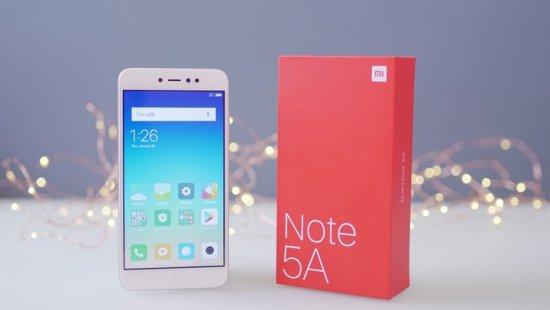 Обзор Xiaomi Redmi Note 5A - самый доступный фаблет компании