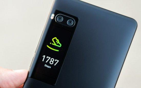 Обзор Meizu Pro 7 Plus - музыкальный флагман с дополнительным экраном