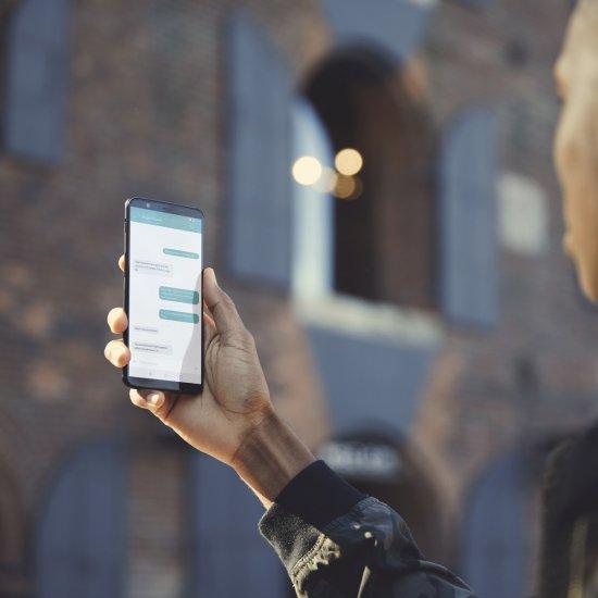 Sunlight дисплей OnePlus 5T