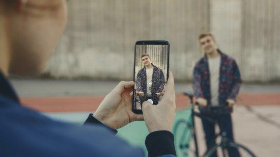 новая камера OnePlus 5T