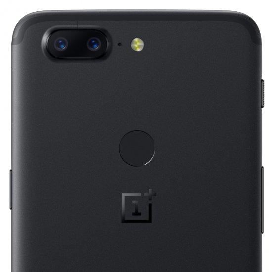 сканер отпечатков OnePlus 5T