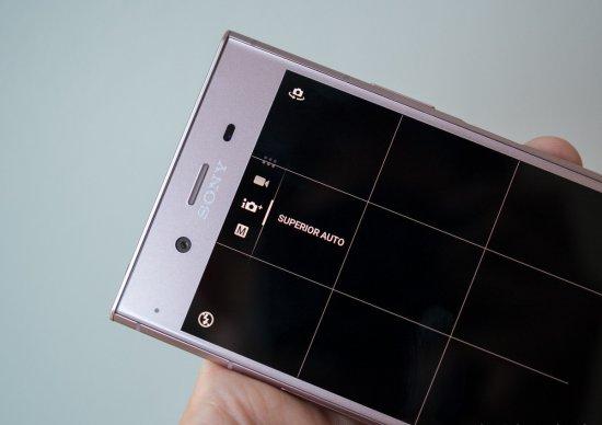 Камера Xperia XZ1 и XZ1 Compact