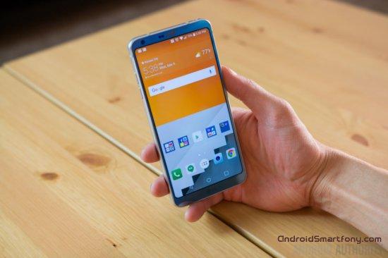 смартфон андроид хорошей камерой LG G6