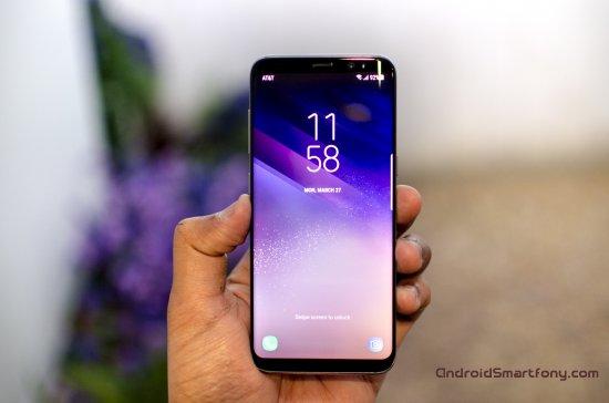 самый мощный андроид смартфон 2017 Samsung Galaxy S8
