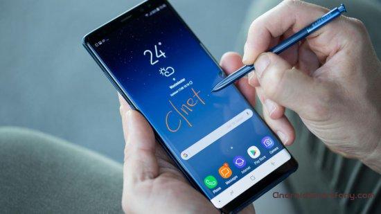 лучший андроид смартфон 2017 Samsung Galaxy Note 8