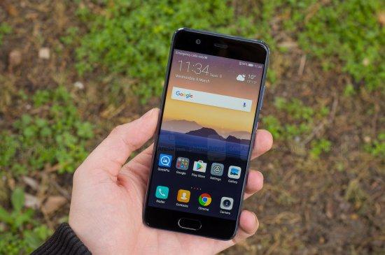 компактный смартфон с хорошей батареей Huawei P10