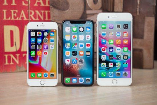 Iphone X Vs Iphone 8 Plus Сравнение