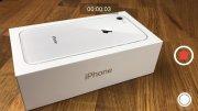 интерфейс камеры iPhone 8